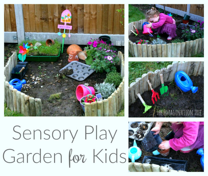 Backyard Garden Ideas For Kids Photograph: The Imagination Tree
