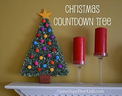 10 Fabulous Homemade Advent Calendars The Imagination Tree