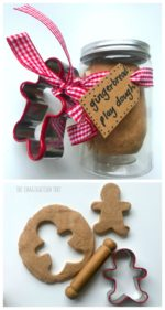 Gingerbread Play Dough Recipe