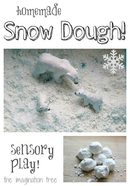 Snow+Dough+Collage