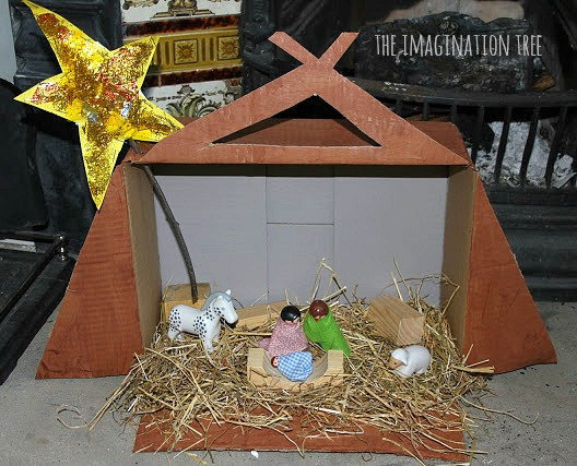 Nativity Scene Small World Play