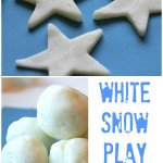 Recipe for White Play Dough
