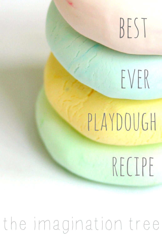 Easy salt dough recipe no bake