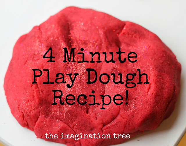 easy no cook play dough recipe