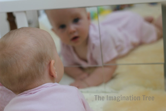 Reggio Inspired Baby Play Space The Imagination Tree