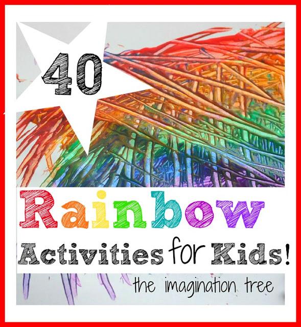 40+rainbow+activites+for+kids