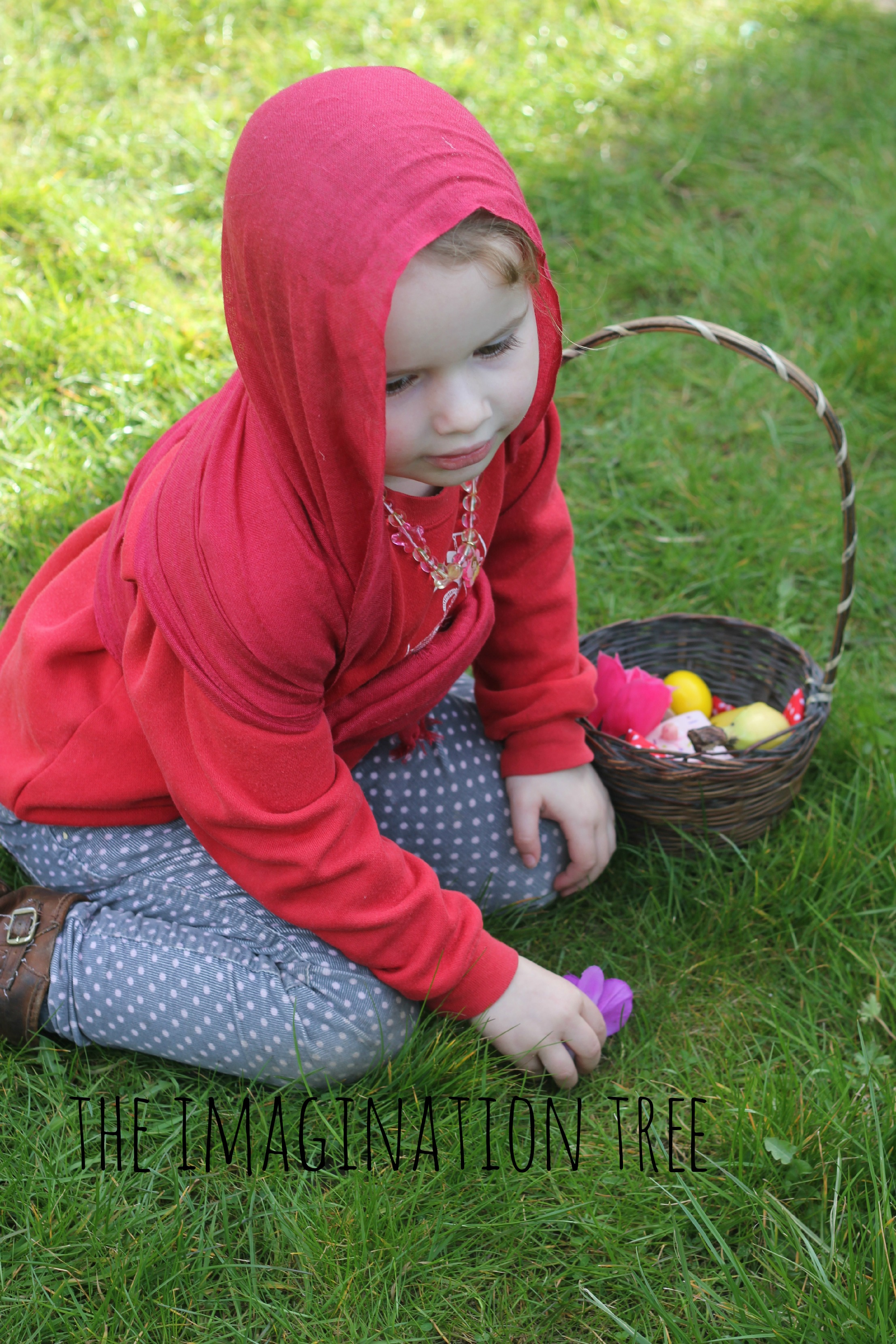 Little Red Riding Hood Storytelling Dramatic Play - The ...