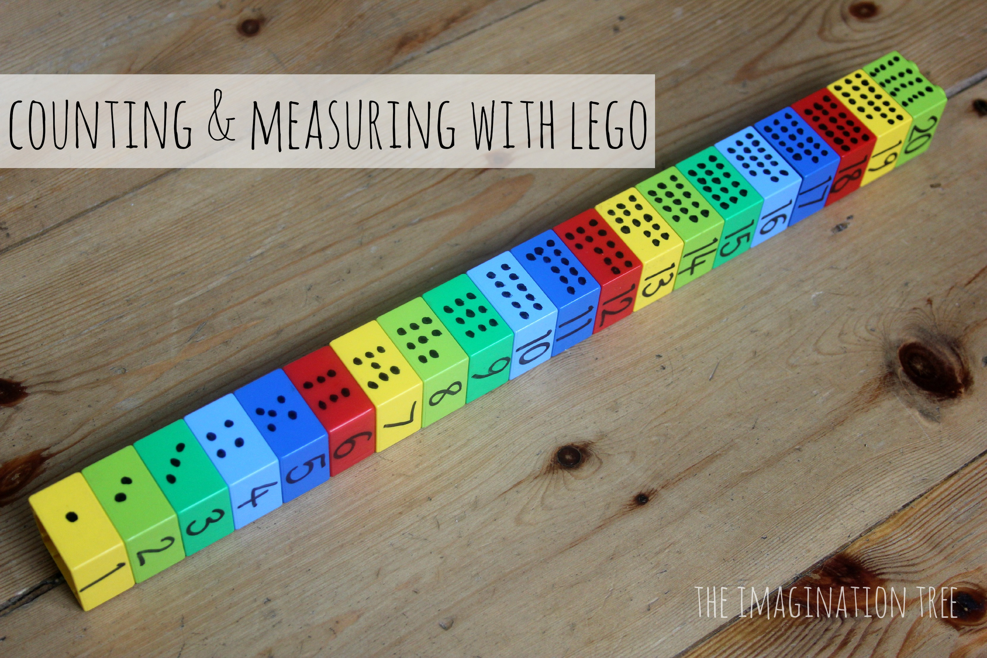 counting and measuring with lego preschool maths game. Black Bedroom Furniture Sets. Home Design Ideas