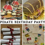 pirate collage text