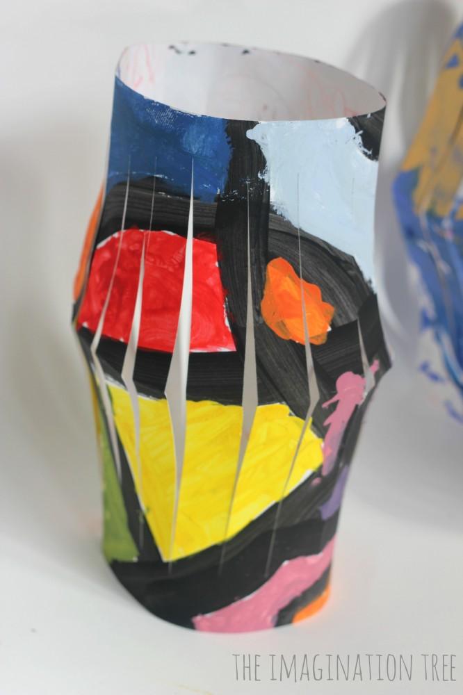 Art lantern