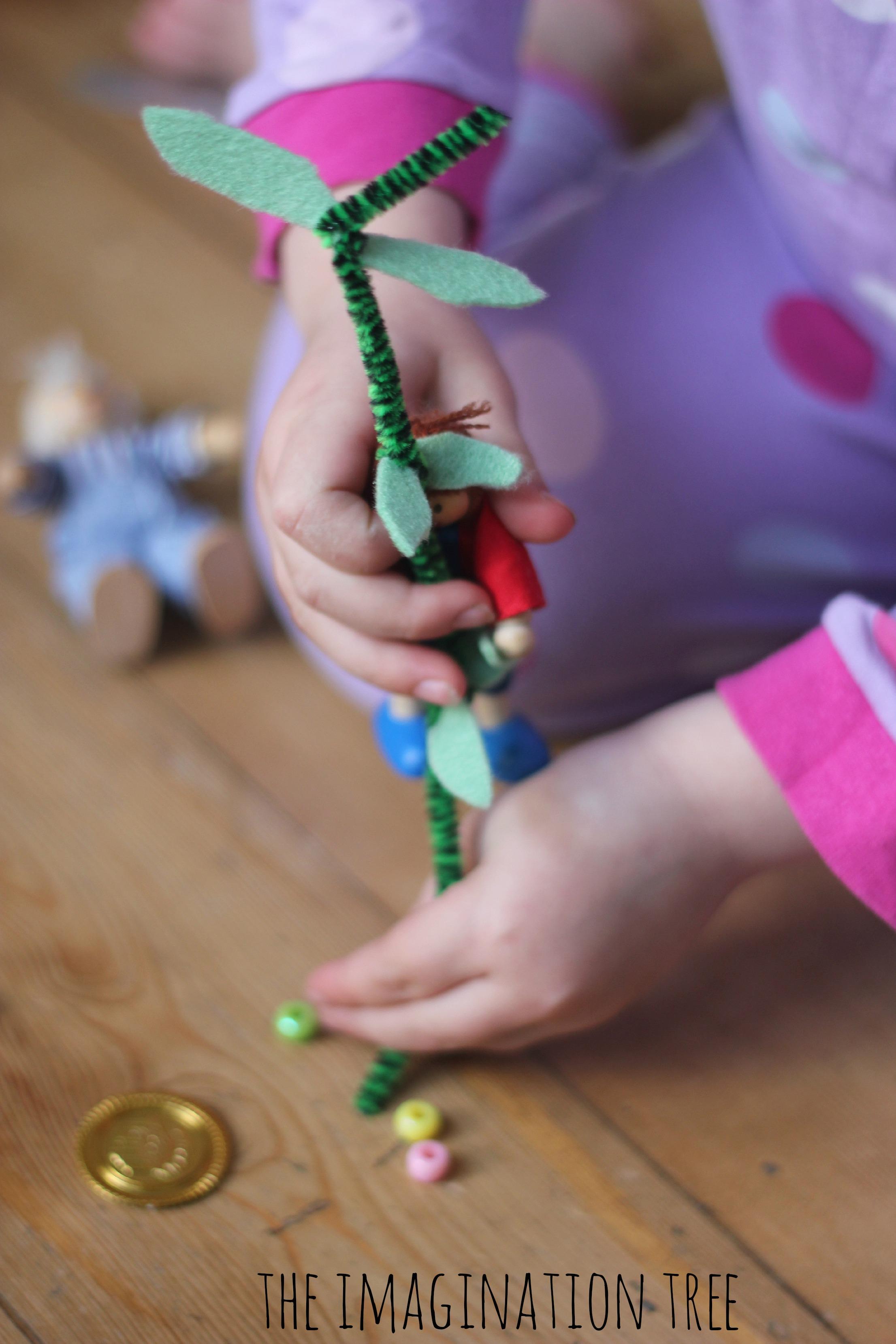 Fairytale Storytelling Basket The Imagination Tree