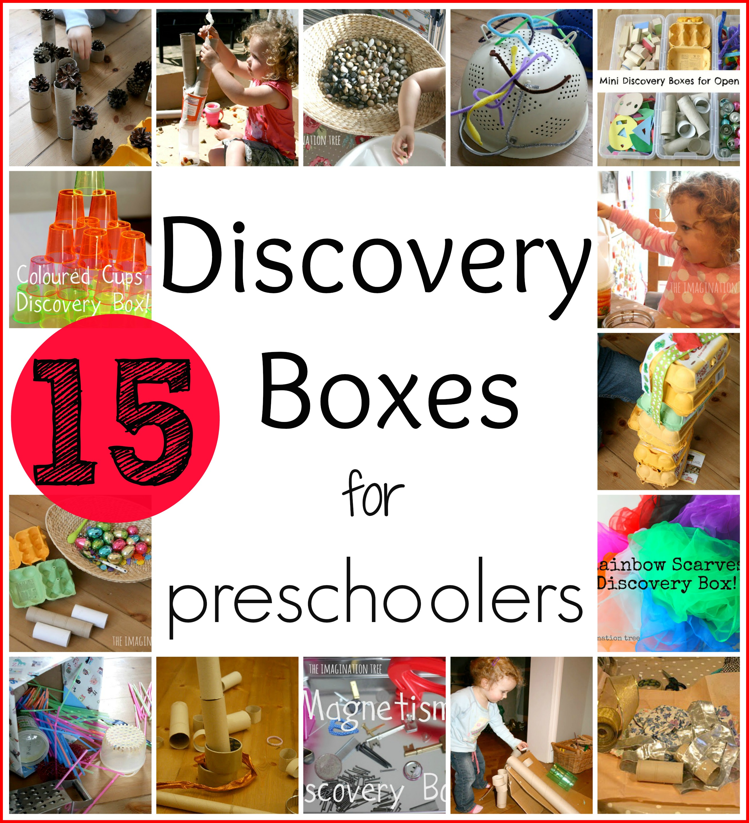 15 Discovery Boxes For Preschoolers The Imagination Tree
