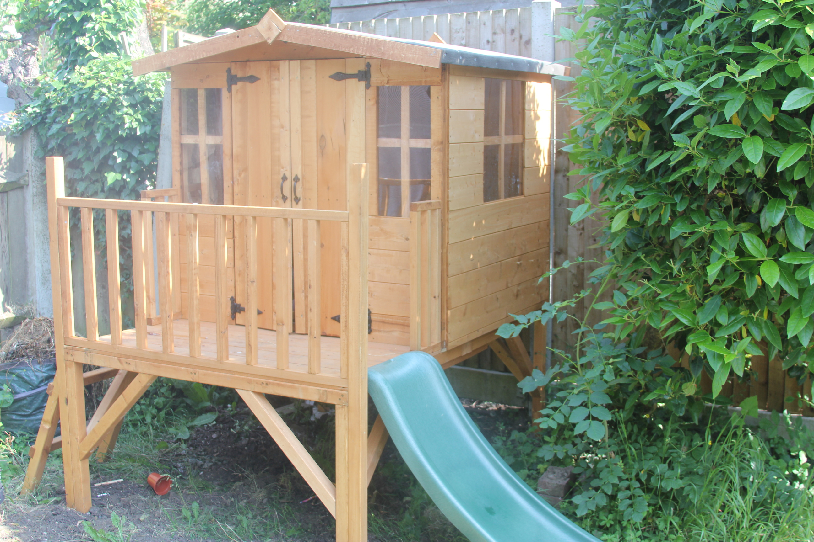 Gorgeous Garden Playhouse Review The Imagination Tree