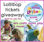 Lollibop Kids' Festival and a Family Pass Giveaway!