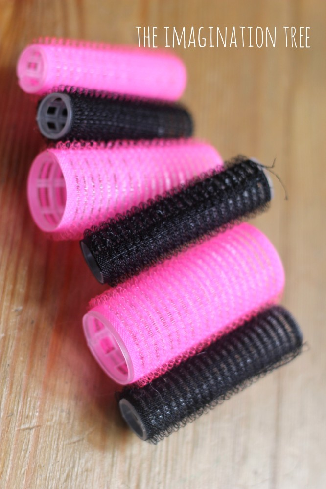 pattern making with rollers