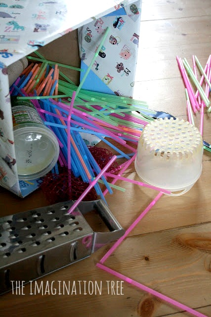 straws discovery box