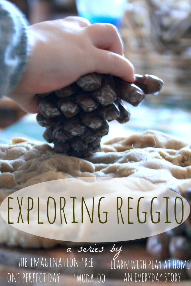Exploring Reggio series button