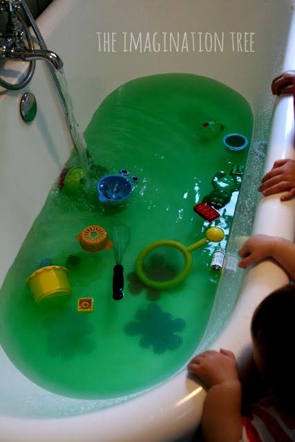 Multi-sensory Bath Times