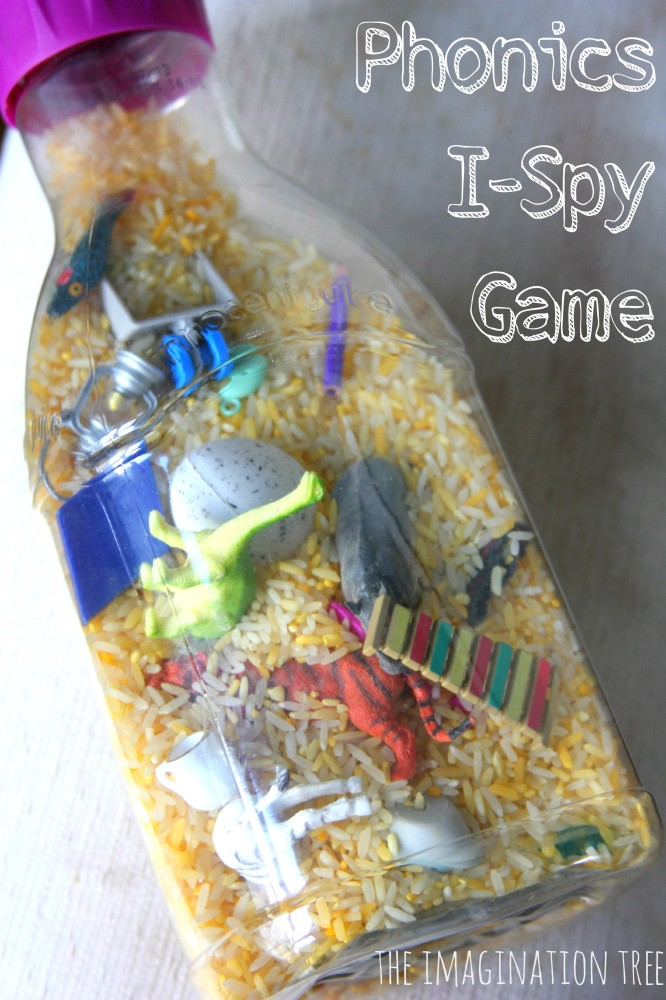 Phonic Sounds Game Phonics i Spy Game