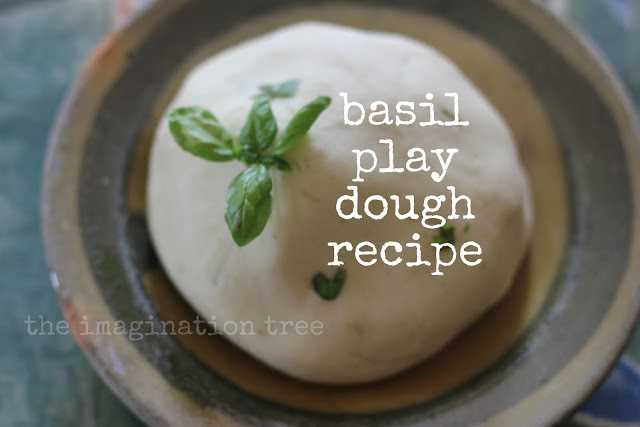 basil+play+dough+recipe