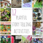 12 Playful Storytelling Activities for kids