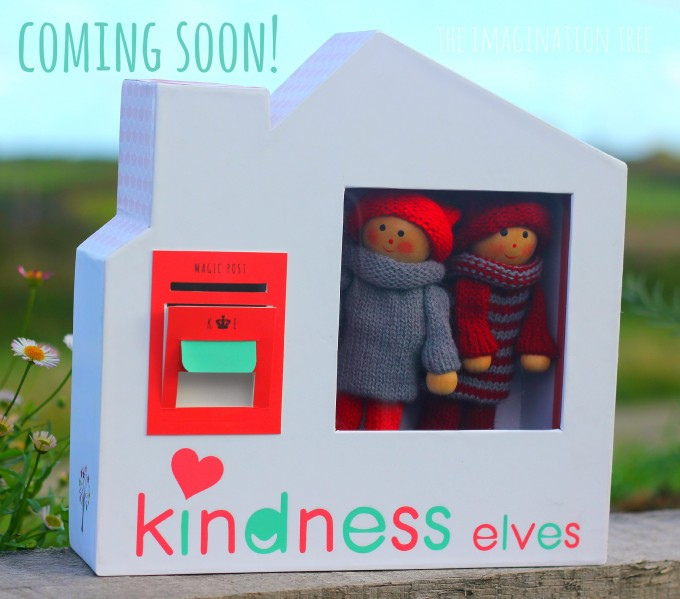 Kindness elves coming soon 2