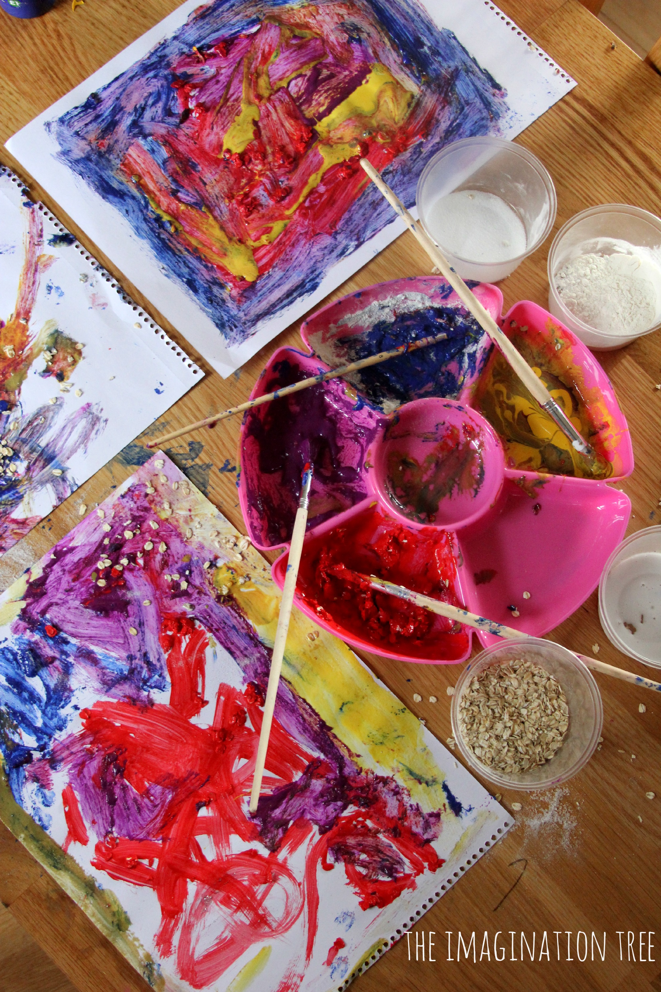 colour mixing activities eyfs : Colour Mixing Activities Eyfs Mixing Textures Into Paints