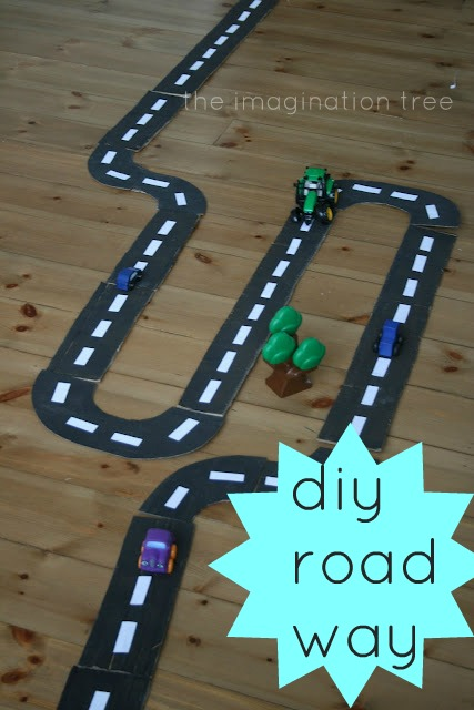 diy+road+way+activity