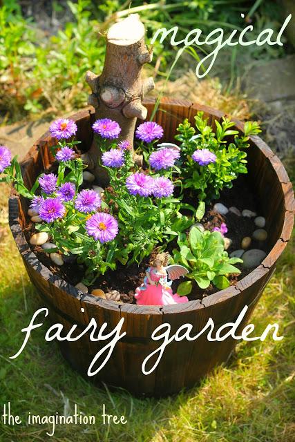 magical+fairy+garden