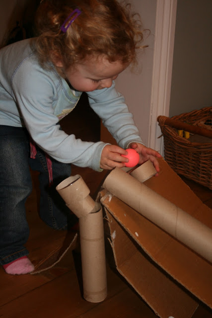 Ramps and chutes discovery box