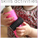 Fine Motor Skills Activities for Babies