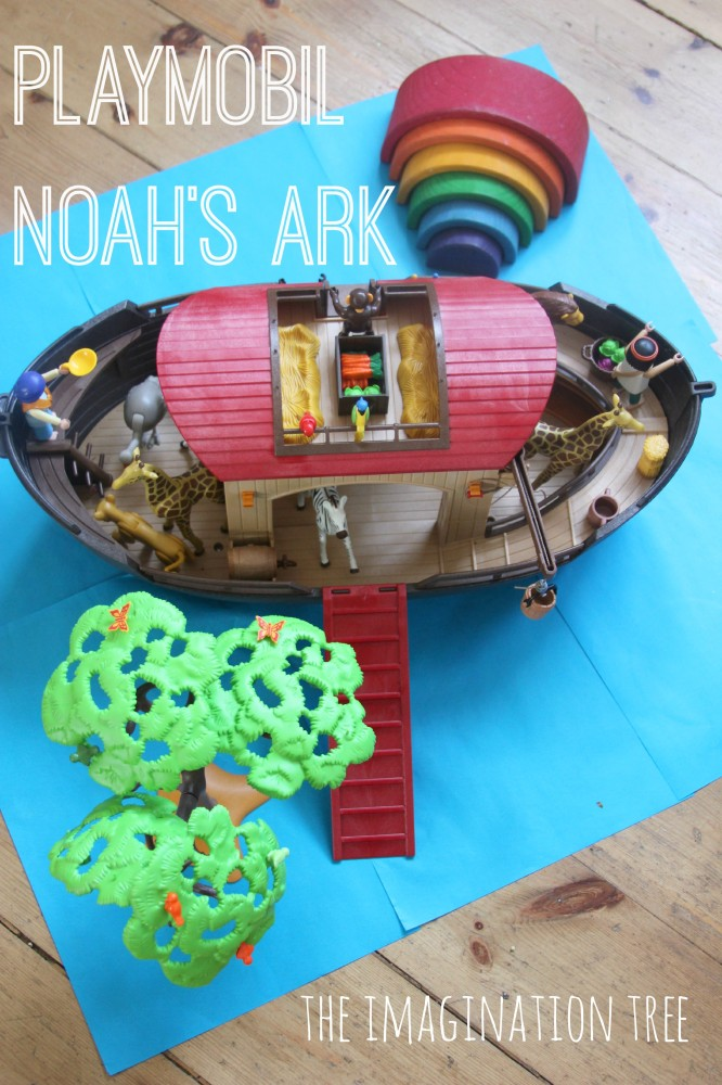Playmobil Noah's Ark Review