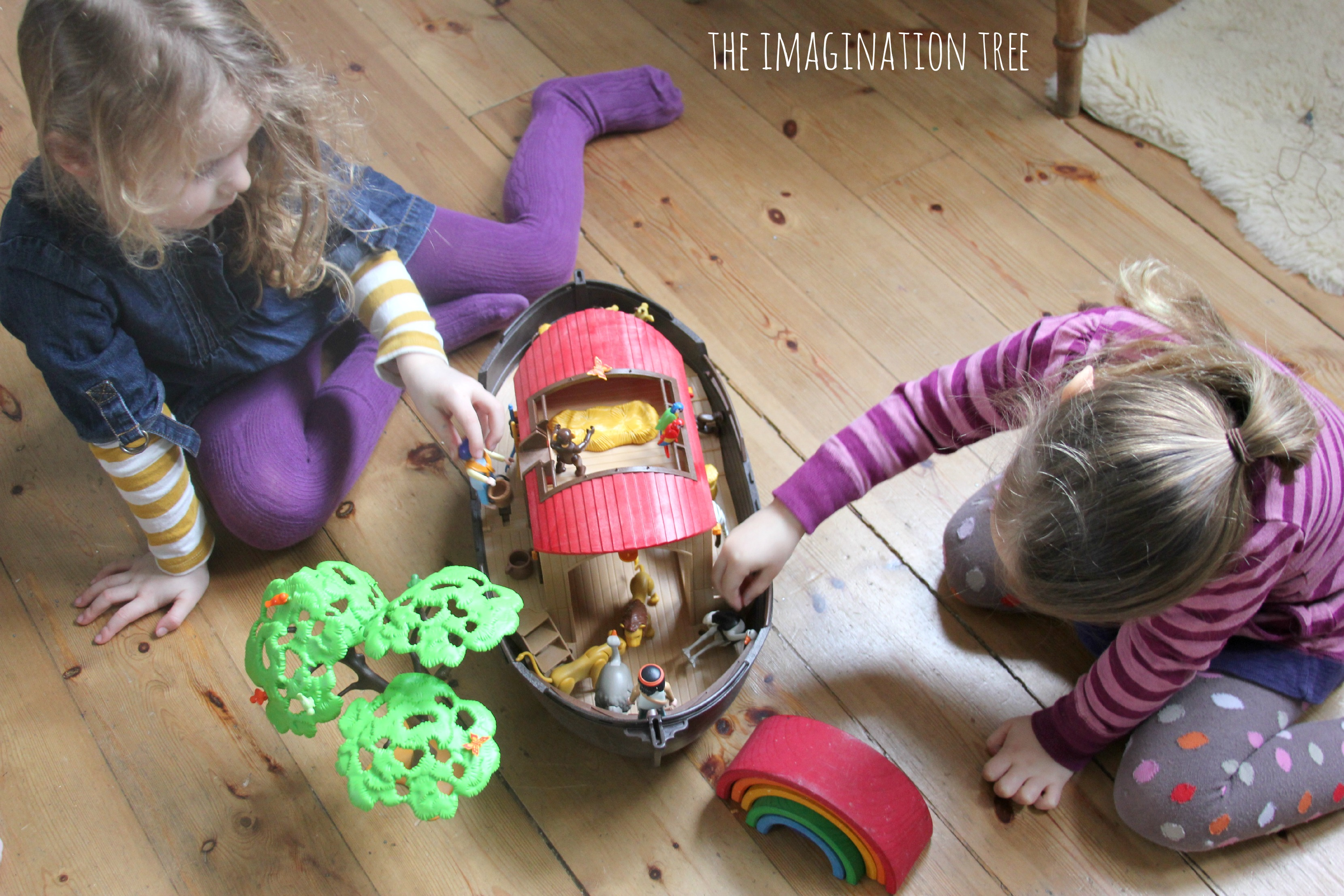 Playmobil Noah's Ark Review - The Imagination Tree