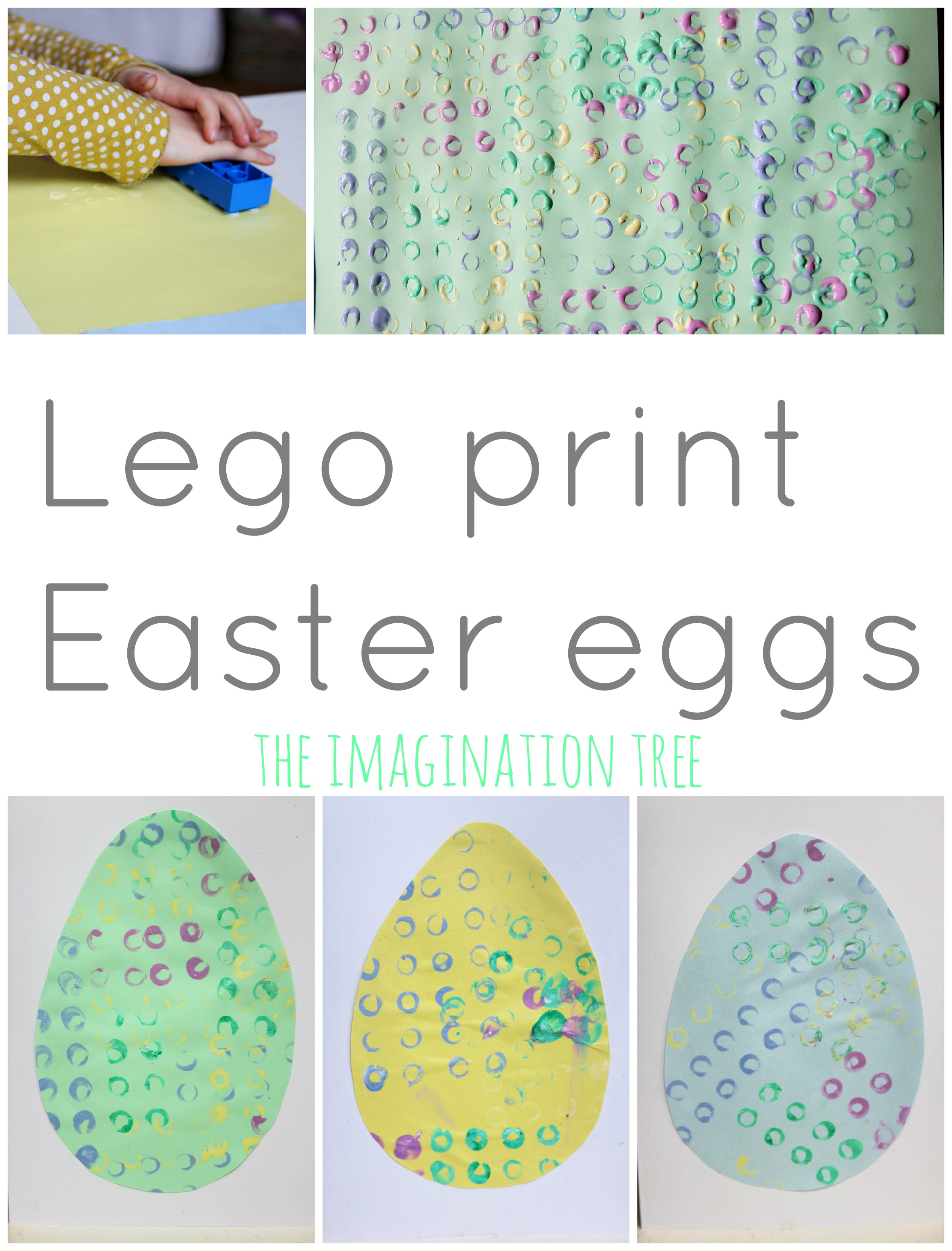 Lego duplo print easter egg cards the imagination tree print easter eggs with lego duplo m4hsunfo