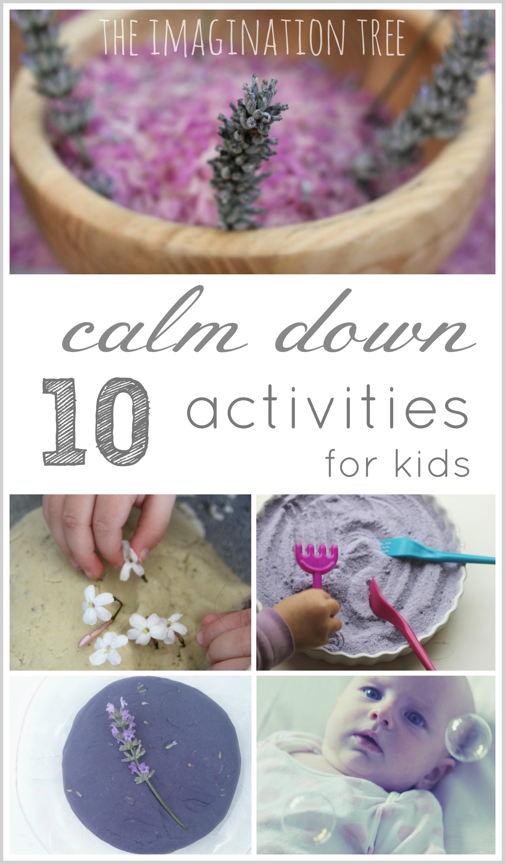 Calm Down Activities For