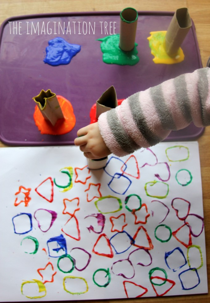 20 Activities For Toddlers The Imagination Tree