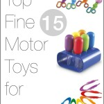 Top 15 Fine Motor Toys and Resources