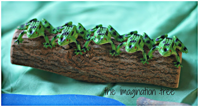 5+little+speckled+frogs