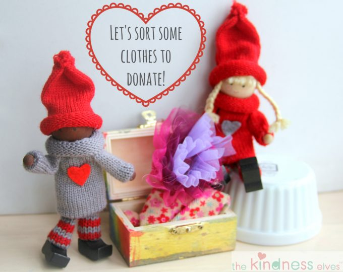the-kindness-elves-lets-sort-some-clothes-to-donate