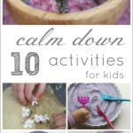 10 Calming Activities for Wind Down Time