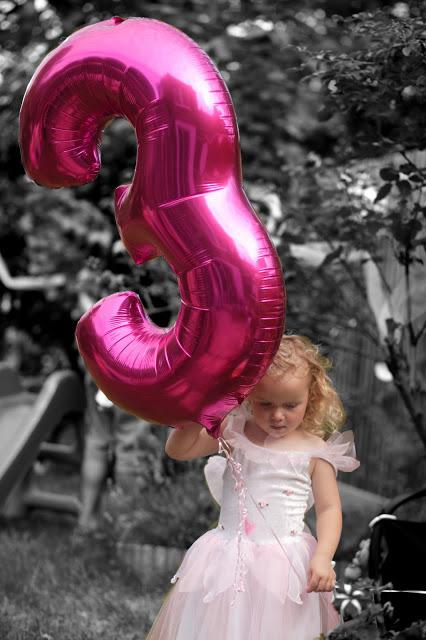 A Fairy Birthday Party!