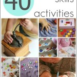 40 Fine Motor Skills Activities