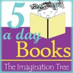 5 a Day Books: Goldilocks and the Three Bears