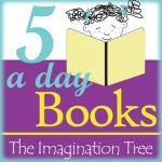 5 A Day Books: Minibeasts!