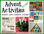 Advent Activities and Calendars for Kids [It's Playtime!]