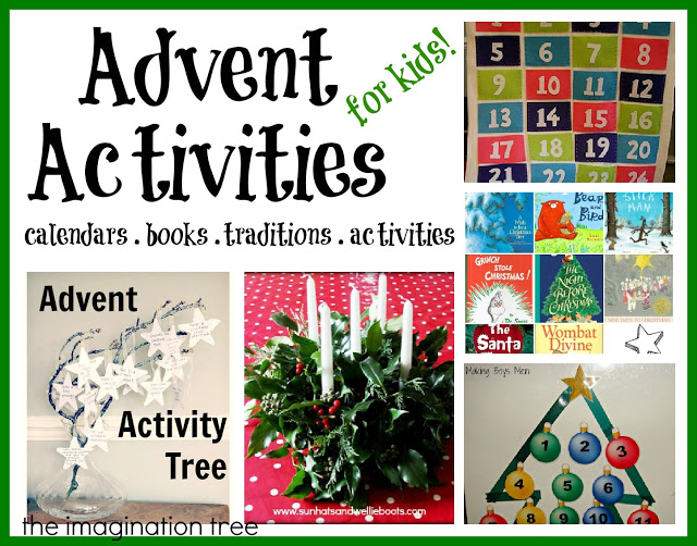 Advent Calendar Ideas Eyfs : Christmas archives page of the imagination tree