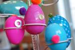 Fun With Plastic Eggs!