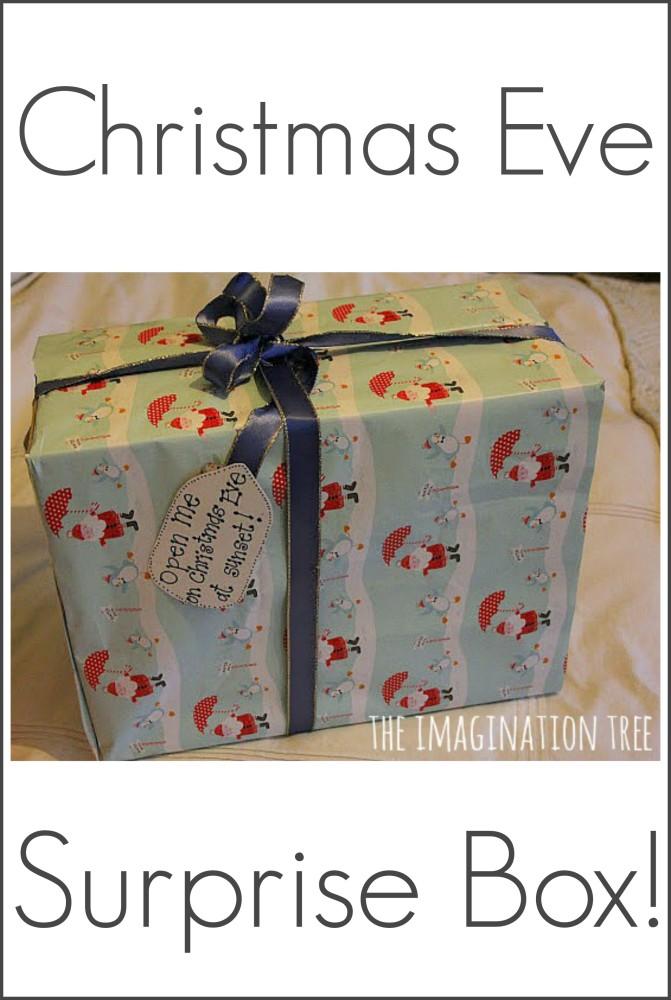 Christmas Eve Surprise Box!