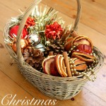 Christmas Sensory Treasure Basket