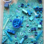 Giant Colour Themed Sensory Tub